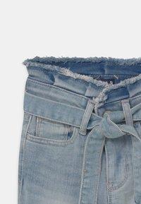 GAP - GIRL JEG TIE WAIST - Skinny džíny - medium wash - 2
