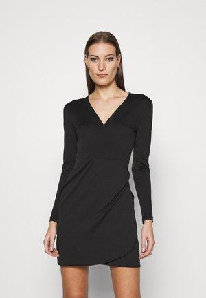 LICEFO - Shift dress - black