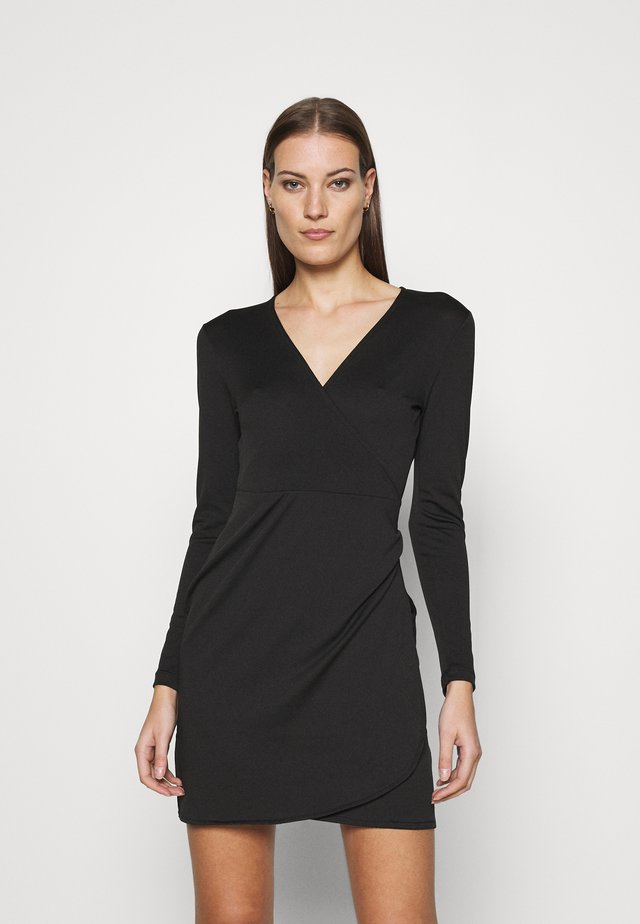 LICEFO - Shift dress - black