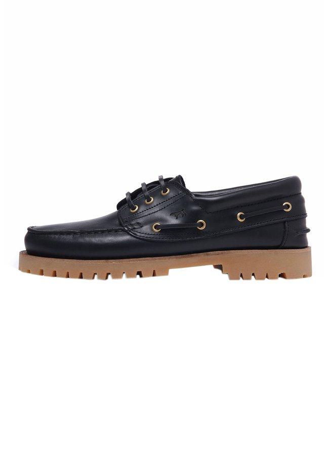 Bootschoenen - black