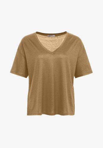 SVENNIE - Basic T-shirt - brown