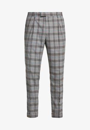 TEALO TROUSER - Kalhoty - grey