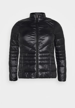 VMSORAYASIV SHORT JACKET CURVE - Light jacket - black