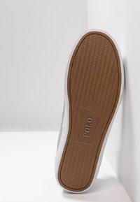 Polo Ralph Lauren - THORTON - Sneaker low - soft grey - 4