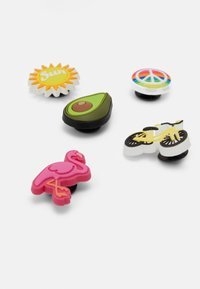 Crocs - JIBBITZ SUNNYDAYS 5PACK - Inne akcesoria - multi-coloured - 2