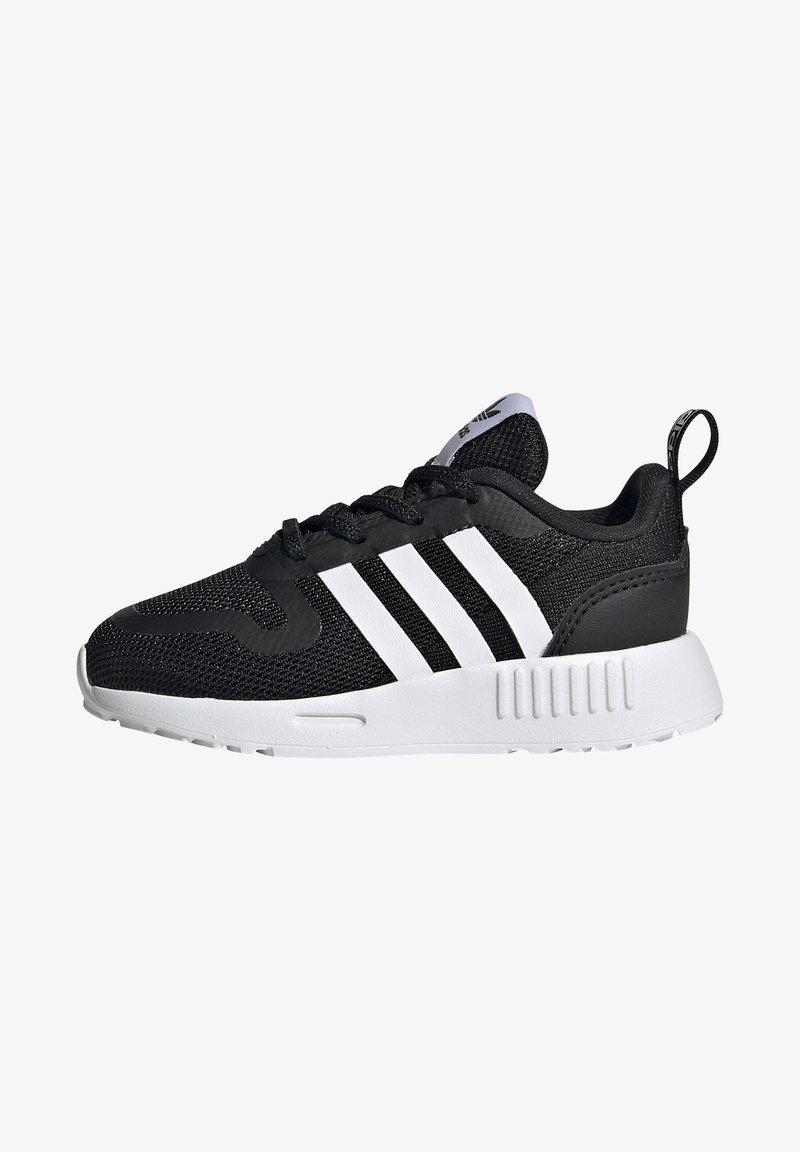 adidas Originals - MULTIX UNISEX - Baby shoes - core black/ftwr white/core black