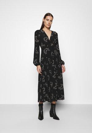 LOTTE DRESS - Blousejurk - black
