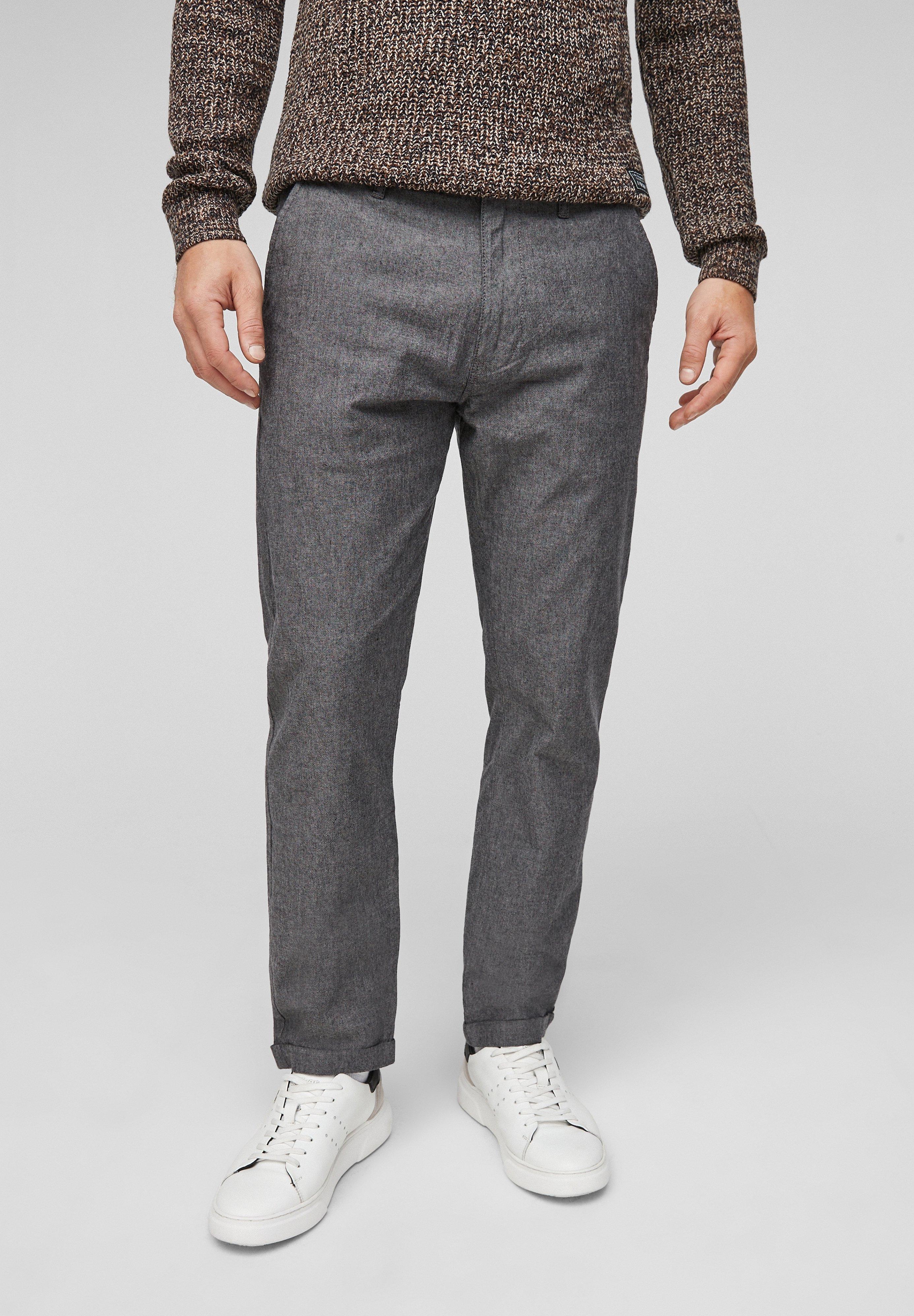 Homme MIT KORDEL - Pantalon classique