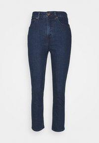 GAP - CIGARETTE RYDALE - Slim fit jeans - dark indigo - 5