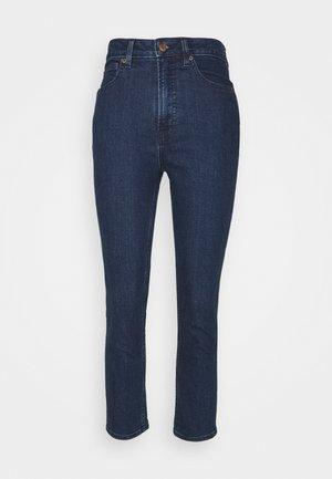 CIGARETTE RYDALE - Slim fit jeans - dark indigo