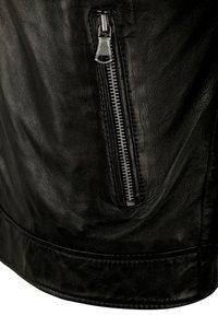 Capitano - IOWA - Leather jacket - black - 3
