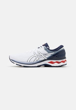 GEL KAYANO 27 - Stabilty running shoes - white/peacoat