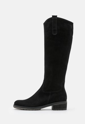 Høje støvler/ Støvler - schwarz