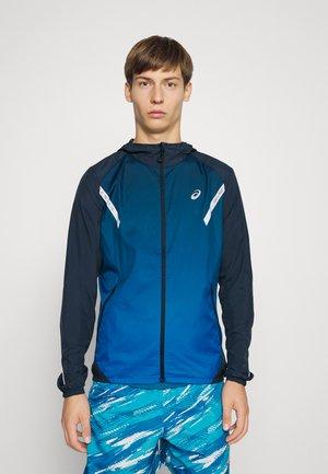 LITE SHOW JACKET - Běžecká bunda - french blue/electric blue