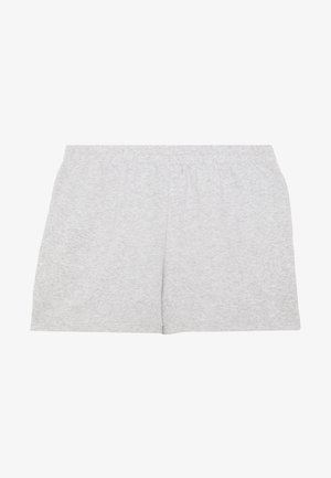 KAMA SHORTS - Tracksuit bottoms - grey dusty light