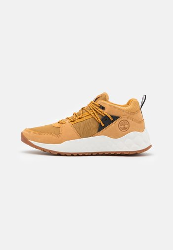 SOLAR WAVE - Sneakers - wheat