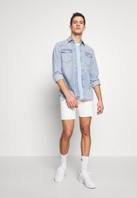 Levi's® - 501 93 SHORTS - Denim shorts - mortadella - 1