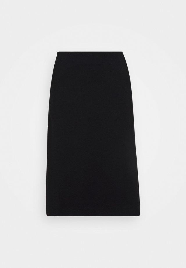 SARITA - A-linjekjol - black