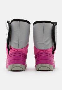 CMP - BABY LATU UNISEX - Winter boots - ice/pink - 2