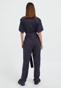 Finn Flare - Jumpsuit - dark grey - 2