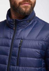 HAWKE&CO - Down jacket - dark blue - 3