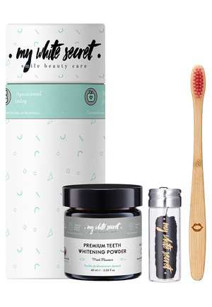 MY WHITE SECRET STARTER BUNDLE DEAL - Bad- & bodyset - -