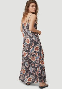 O'Neill - Maxi dress - black with red - 2