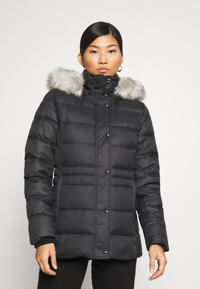 TYRA - Down jacket - black