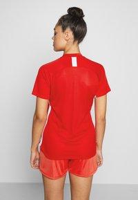 Nike Performance - DRY ACADEMY 19 - Camiseta estampada - university red/white - 2