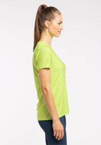 Haglöfs - Basic T-shirt - sprout green - 2