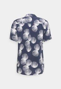 Casual Friday - ANTON PRINTED - Shirt - navy blazer - 1