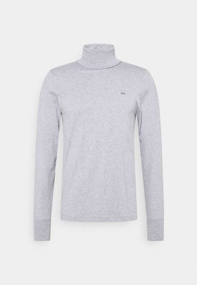 T-shirt à manches longues - silver chine
