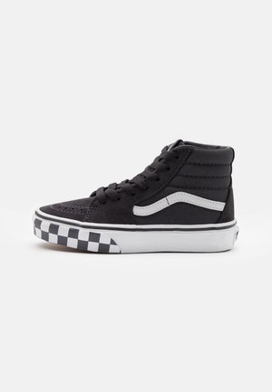 SK8 UNISEX - High-top trainers - asphalt/true white