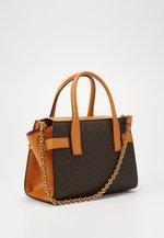 FLAP - Handbag - cider