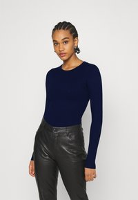 Even&Odd - Pullover - evening blue - 0