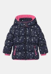 Blue Seven - KIDS GIRLS HIGHNECK - Winter jacket - nachtblau - 0