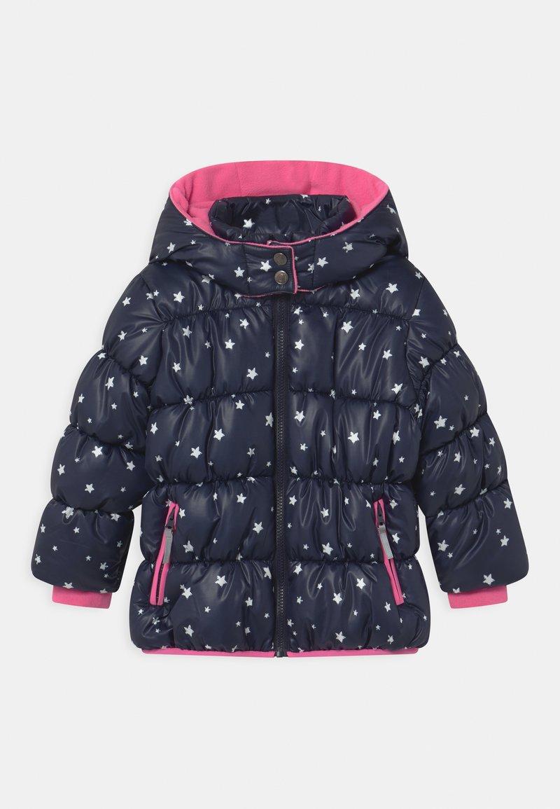 Blue Seven - KIDS GIRLS HIGHNECK - Winter jacket - nachtblau