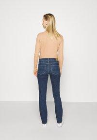 American Eagle - HI RISE - Jeans Skinny Fit - deeply cobalt - 2