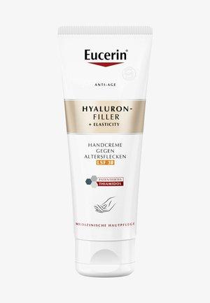 ANTI-AGE EUCERIN HYALURON-FILLER + ELASTICITY HANDCREME - Hand cream - -