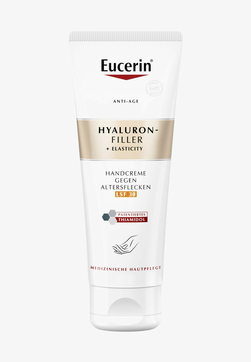 Eucerin - ANTI-AGE EUCERIN HYALURON-FILLER + ELASTICITY HANDCREME - Hand cream - -