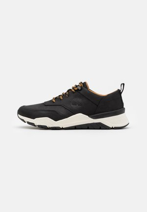 CONCRETE TRAIL OXFORD - Sneakersy niskie - black