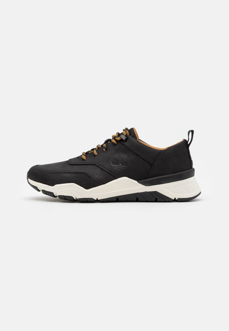 Timberland - CONCRETE TRAIL OXFORD - Sneakersy niskie - black