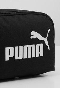 Puma - PHASE WAIST BAG - Bum bag - black - 6