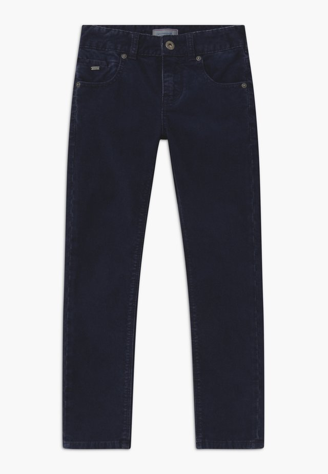 SKINNY FIT - Pantalon classique - night