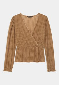 ONLY - ONLCAMMI - Long sleeved top - toasted coconut - 0