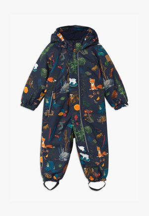 WINTER PUHURI UNISEX - Snowsuit - navy
