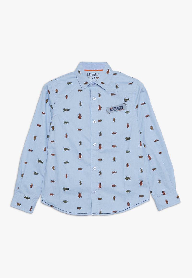 Lemon Beret - TEEN BOYS  - Košile - blue fog