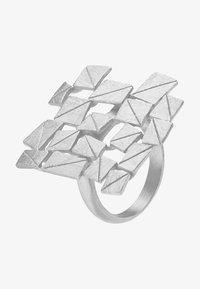 Heideman - Ring - silberfarben glanzmatt - 1