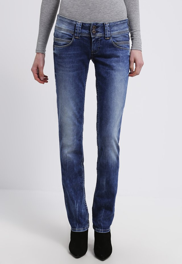 VENUS - Jeans slim fit - blanco