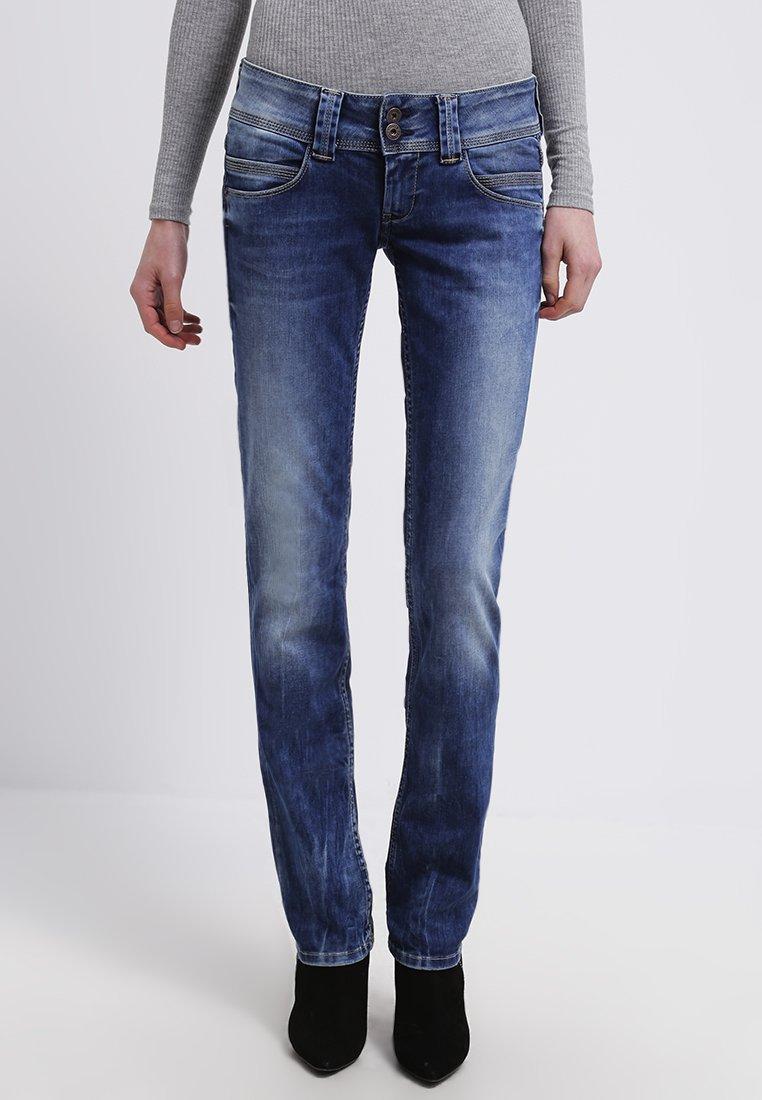 Pepe Jeans - VENUS - Straight leg jeans - blanco